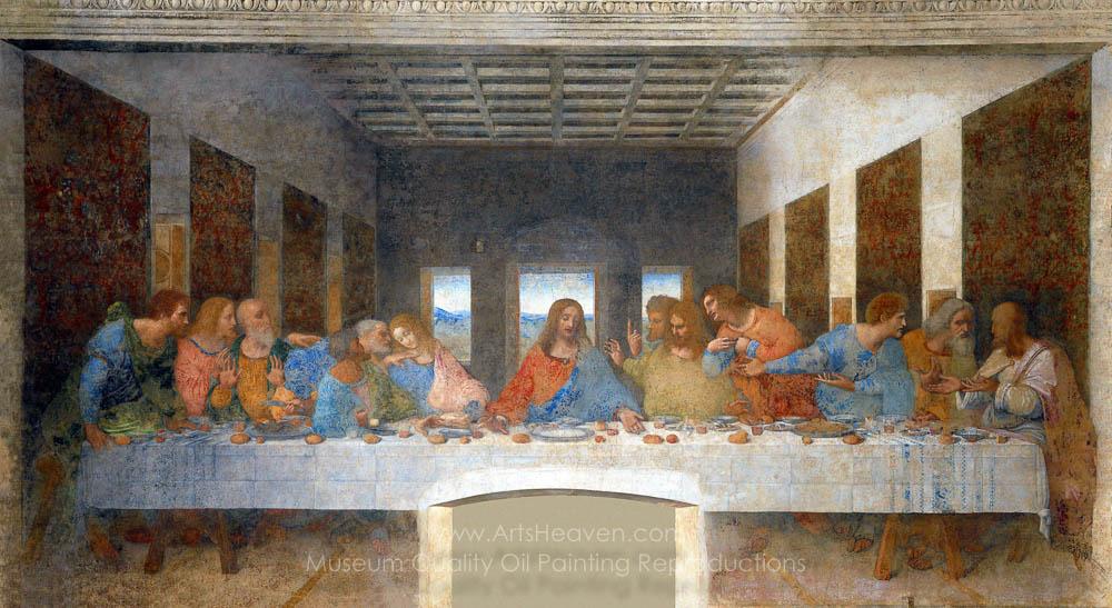 Some Famous Paintings of Jesus Christ - ArtsHeaven com